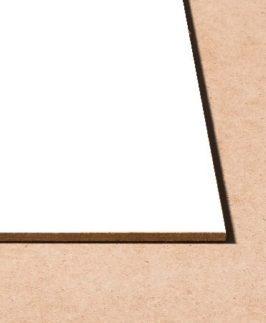 Płyta Kronospan HDF biały